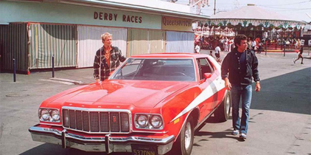 Ford Starsky&Hutch