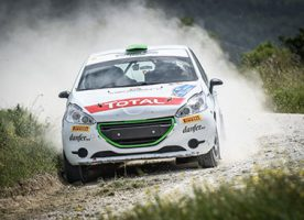 Peugeot competition 208