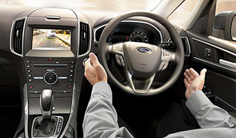 Tecnologia Ford Active Park Assist